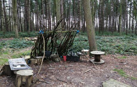 forest school kitchen