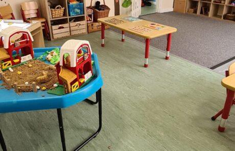 Tweenies play tables